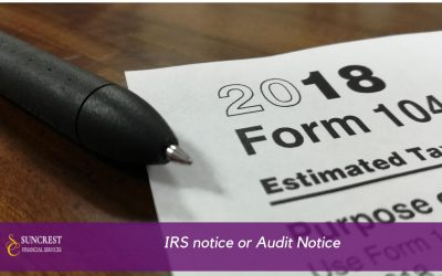 How to Handle an IRS Notice or Audit Notice