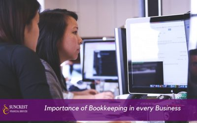 Importance of Bookkeeping in Every Business