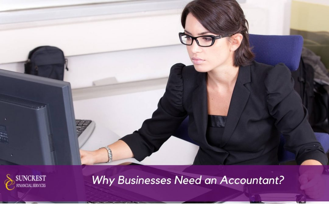 Why businesses need an Accountant?