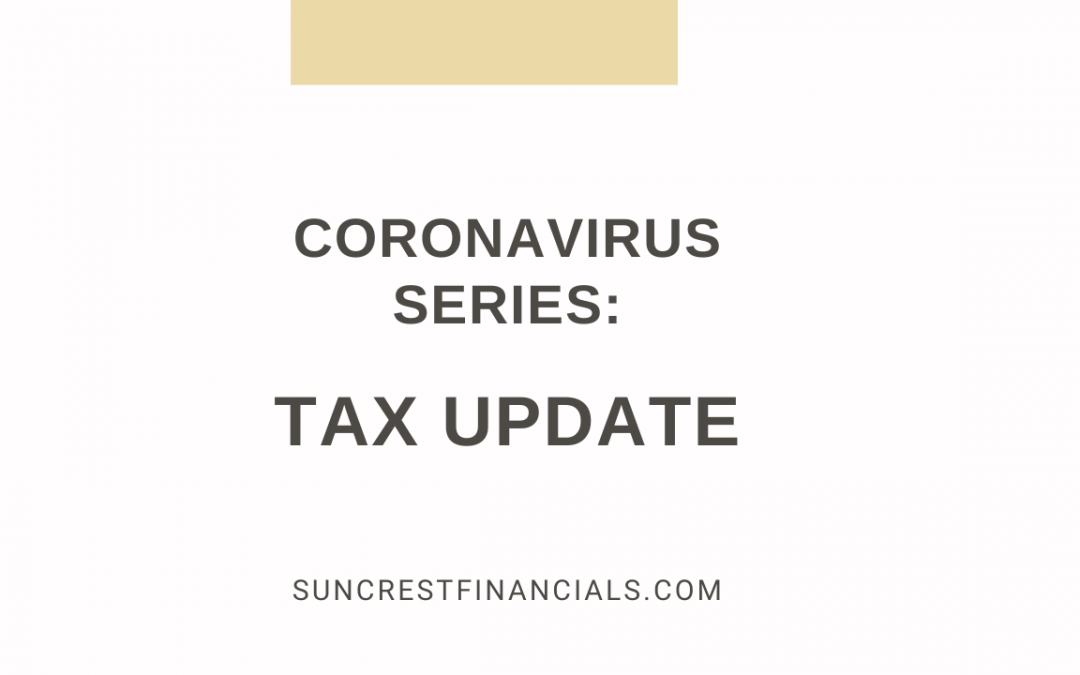 What You Can Do With Your Coronavirus Tax Relief Funds