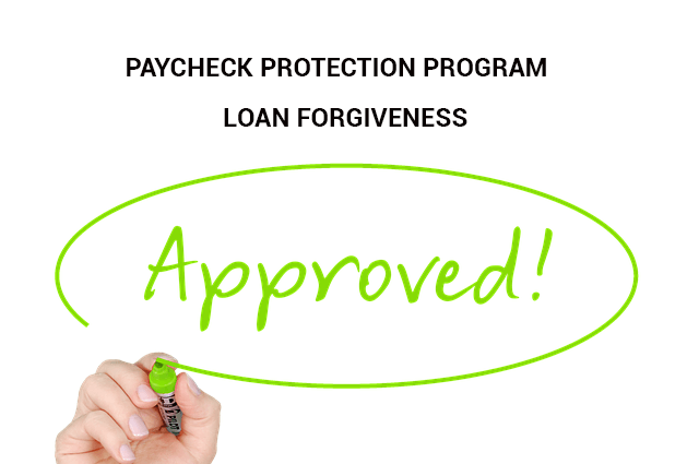Apply Now For The Paycheck Protection Program Loan Forgiveness