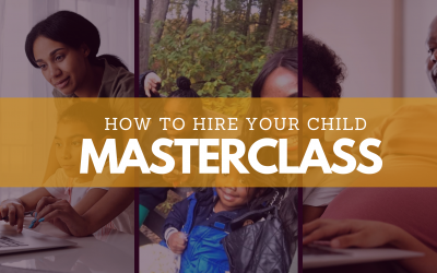 Hiring your child for generational wealth