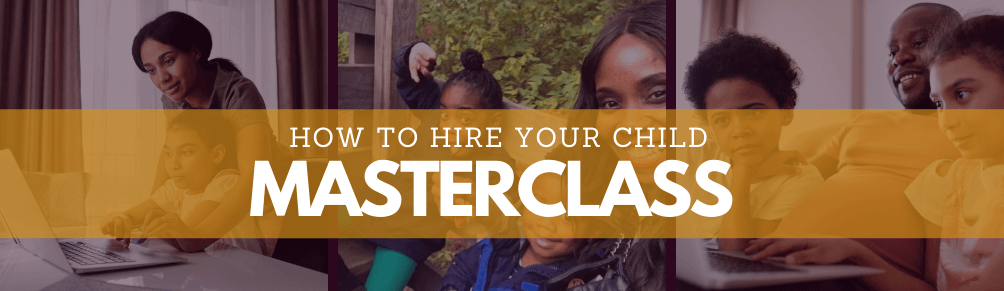 Benefits of Hiring Your Child in Your Business